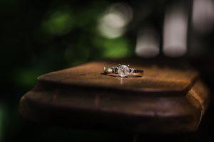 Bague De Fiançailles, Anneau De Diamant, Engagement